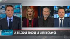 Le panel politique du 24 octobre 2016