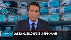 Accord de libre-échange : entrevue avec Jean Charest