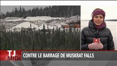 Opposition au barrage de Muskrat Falls