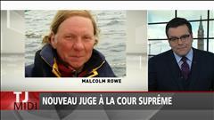 Malcolm Rowe, nouveau juge à la Cour suprême