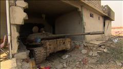 La libération des villages autour de Mossoul donne lieu à des manifestations de joie