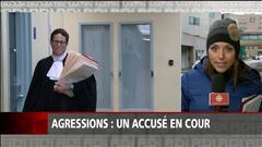 Agressions : un accusé en cour