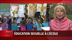 L'éducation sexuelle à l'école
