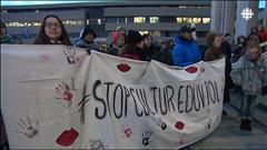 Six villes du Québec dénoncent la culture du viol