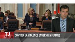 Contrer la violence envers les femmes