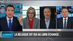Le panel politique du 27 octobre 2016