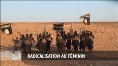 Portrait des jeunes Québécoises attirées par l'islam radical