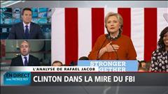 Hillary Clinton dans la mire du FBI