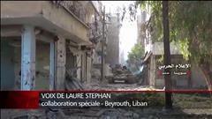 L'armée syrienne progresse dans Alep-Est