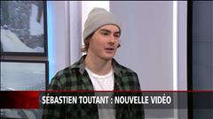 Nouvelle vidéo de Sébastien Toutant