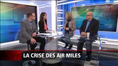 La crise des Air Miles