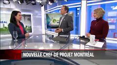 Nouvelle chef de Projet Montréal