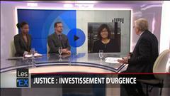 Justice: Investissement d'urgence