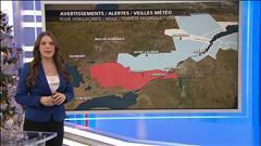 Tempête hivernale à venir dans plusieurs régions