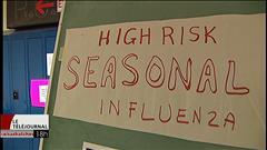 La saison de la grippe commence avec vigueur en Saskatchewan