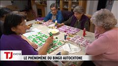 La tradition du bingo à Pessamit
