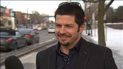 Patrick Carpentier discute de la venue d'une course de formule E à Montréal