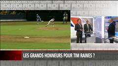 Martin Leclerc discute de Tim Raines et de la Coupe du monde de baseball
