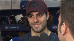 Point de presse de Mark Barberio