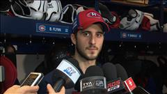 Point de presse de Phillip Danault