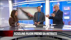 Roseline Filion en entrevue à RDI Matin