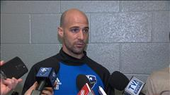 Point de presse de Laurent Ciman