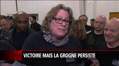 Confiance précaire envers Chantal Racette