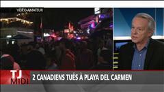 Deux Canadiens tués au Mexique