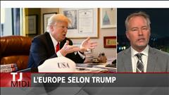 L'Europe selon Trump