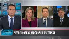 Le panel politique du 16 janvier 2017
