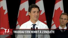 Vacances chez l'Aga Khan : Trudeau s'en remet à l'enquête