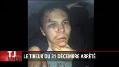 Turquie : le tireur du 31 décembre arrêté