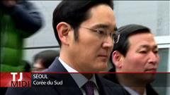 L'héritier de Samsung inculpé?