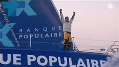Nouveau record au Vendée Globe