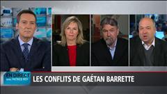 Le panel politique du 19 janvier 2017