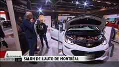 Le Salon de l'auto de Montréal