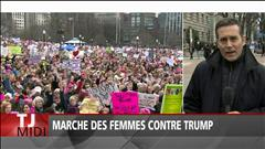 Marche des femmes contre Trump