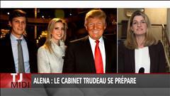 ALENA : Le gouvernement Trudeau se prépare
