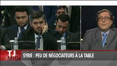 Syrie : peu de négociateurs à la table