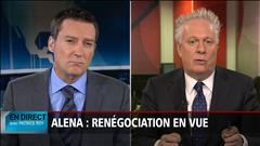 ALENA : renégociation en vue