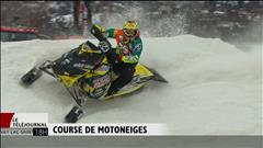 Bruit et adrénaline au rendez-vous du Snowcross Saguenay