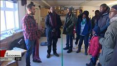 Une visite au rural pour des nouveaux arrivants de l'Accueil francophone