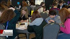 Une conférence s'adresse au leadership des jeunes