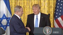 La « solution à deux États » n'est qu'une option au Proche-Orient, pour le président Trump