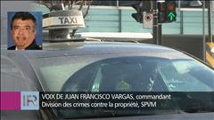 Lutte contre les faux chauffeurs de taxi