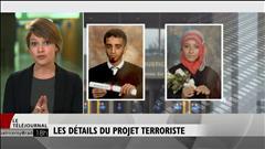Les dessous de l'enquête sur un couple montréalais accusé de terrorisme