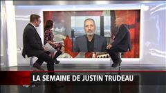 La semaine de Justin Trudeau