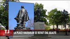 La place Vauquelin se refait une beauté
