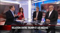Donald Trump et sa relation avec les médias