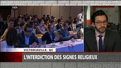 Les jeunes péquistes et l'interdiction des signes religieux